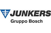 Mantenimiento de calderas de gas en Madrid - Centro de gas - Logo Junkers