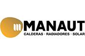 Mantenimiento de calderas de gas en Madrid - Centro de gas - Logo Manaut