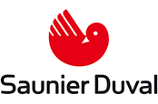 Mantenimiento de calderas de gas en Madrid - Centro de gas - Logo Saunier Duval