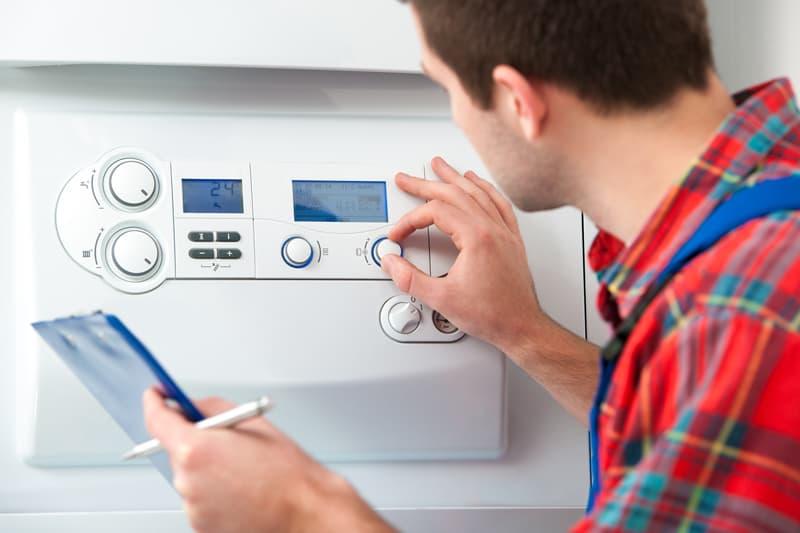 Mantenimiento de calderas de gas en Madrid - Centro de gas - Página de revisión de calderas de condensación en Madrid - Featured
